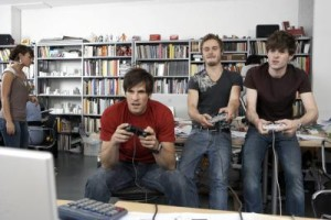 Guys Testing Games